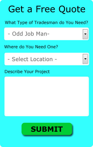 Quote for Manuden Odd Job Man/Woman